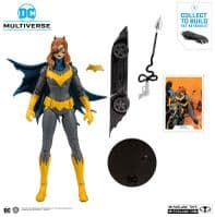 DC Multiverse Collector - Batgirl - 7 Inch Action Figure 15401-6